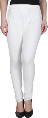 Ajaero Women's White Leggings