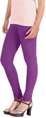 POSE Women,s Purple Leggings