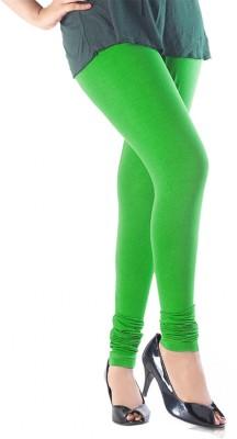 Taboo Women's Light Green Leggings