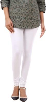 Shubh Women's White Leggings