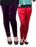 Kally Women's Multicolor Leggings (Pack ...