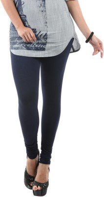 Fashionjackpot Women's Dark Blue Leggings