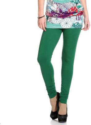 Olives Women's Green Leggings