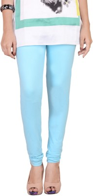 Traditional 2 Trendy Women's Blue Leggings