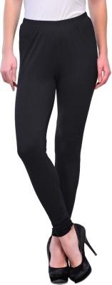 NEW TRENDS Women's Black Leggings