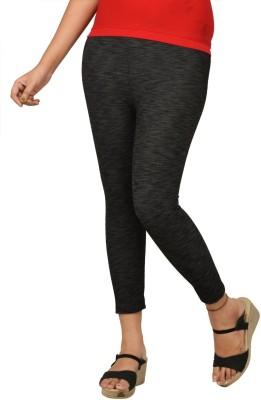 Optionsdesign Women's Black Leggings