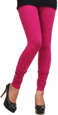 V R SHOPPERS Women's Pink Leggings