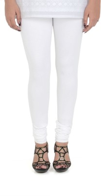 Vami Women's White Leggings