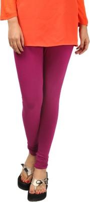 1 Luk Women's Purple Leggings