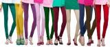 Saiarisha Women's Purple Leggings (Pack ...