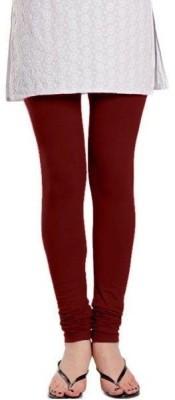 M|S Women's Maroon Leggings
