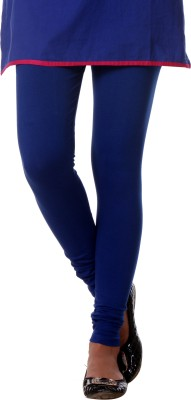 Delizia Women's Dark Blue Leggings