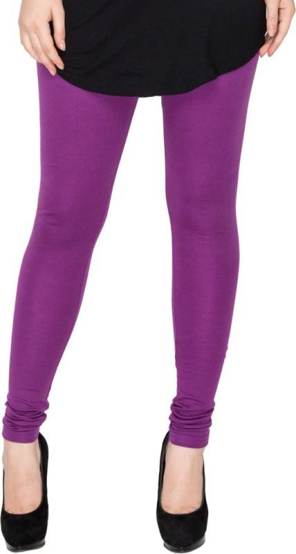 Rann Women's Purple Leggings