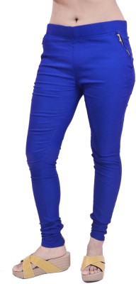 Krazzy Collection Women's Blue Jeggings