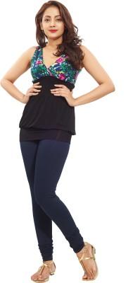 Minu Suits Women's Blue Leggings