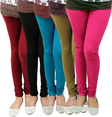 Alexus Women's Multicolor Leggings