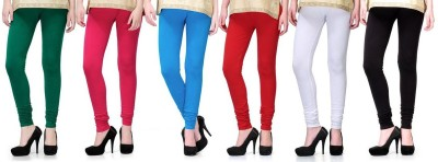 Pert Fashion Women's Multicolor Leggings