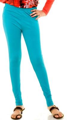 Menthol Girl's Blue Leggings