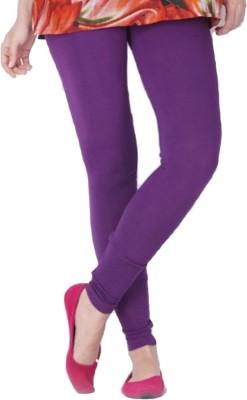 Wens Women's Purple Leggings
