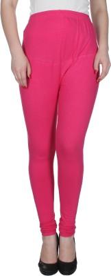 Ajaero Women's Pink Leggings