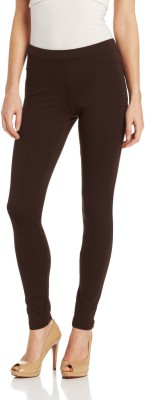 Scorpio Fashions Women's Brown Leggings