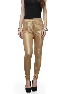 Legis Women's Gold Leggings