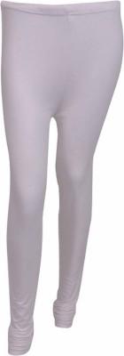 No Exxcess Women's White Leggings