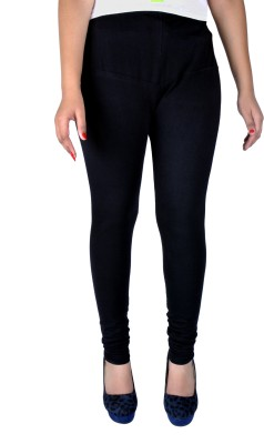Dolphin Women's Black Leggings