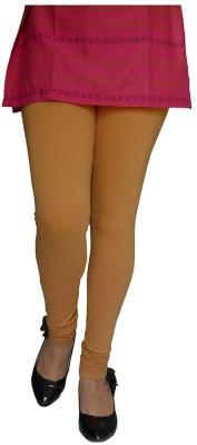 Shapes Women's Beige Leggings