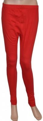 Pezzava Women's Red Leggings