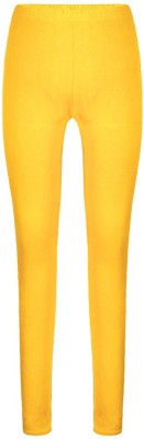 Coucou by Zivame Women's Yellow Leggings