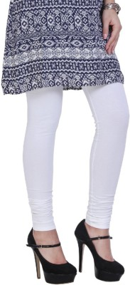 Kinder Nit Women's White Leggings