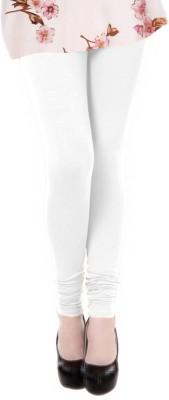 Sonari Fleur Women's White Leggings