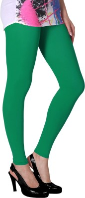 Apsn Retail Women's Green Leggings