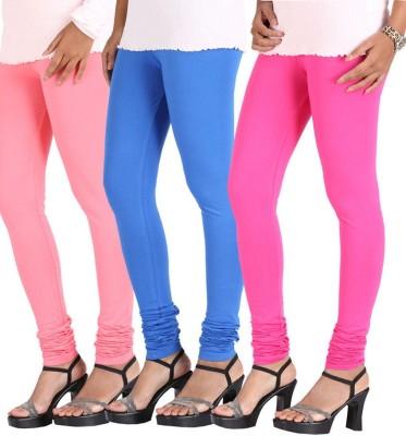 Legemat Women's Pink, Blue, Pink Leggings