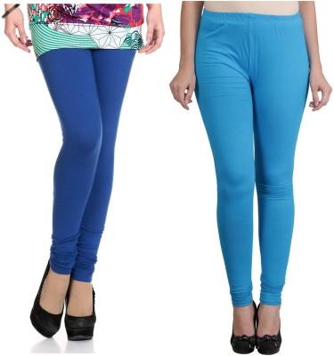 Ahhaaaa Women's Blue, Blue Leggings