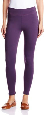 Covo Women's Purple Leggings