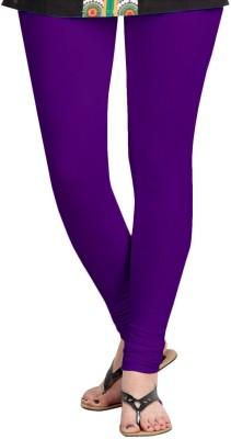Blackstone Women's Purple Leggings