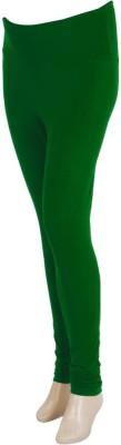 Mee Mee Women's Dark Green Leggings