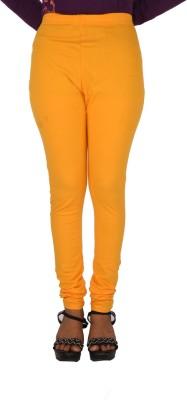 Hina Women's Yellow Leggings