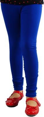 Naughty Ninos Girl's Dark Blue Leggings