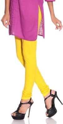 StyleJunction Women,s Yellow Leggings