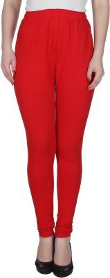Ajaero Women's Red Leggings