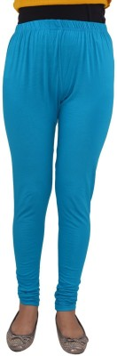 VOVITA Women's Light Blue Leggings
