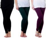 Famaya Gold Women's Multicolor Leggings ...