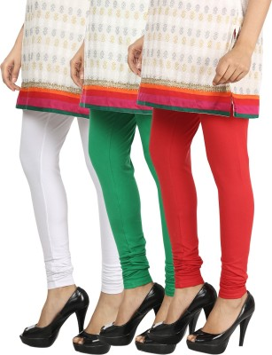 Bodymist Women's Multicolor Leggings