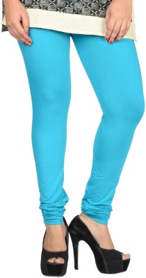 Shayan Export Women's Blue Leggings