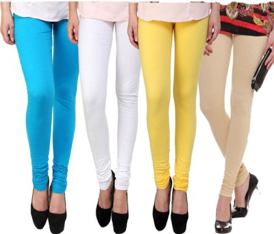 Tele Queen Girl's Multicolor Leggings