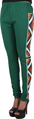 Gagrai Ecom Women's Green Leggings