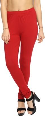 Royal Choice Women's Red Leggings